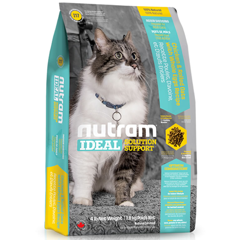 I17 Nutram Ideal Indoor Cat