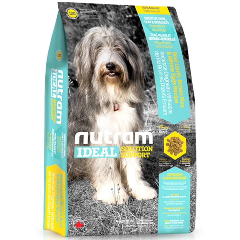 I20 Nutram Ideal Sensitive Dog Skin, Coat & Stomach